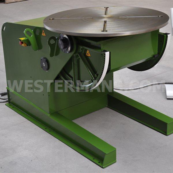 Britannia 1000kg Welding Positioner - New