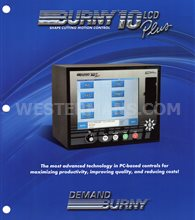 Burny Etek 10 LCD Screen