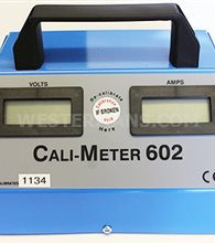 Calimeter 602 meter kit with instant calibration