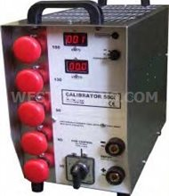 Calibrator 500i AC/DC for On Site Validation of Welders