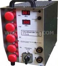 Calibrator 500i AC/DC for On Site Calibration/Validation of Welding Machines - New