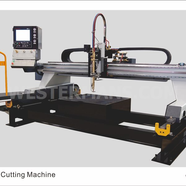 ProArc Master Plasma and Gas CNC Cutting Machine
