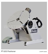 ProArc 200kg Welding Positioners, Bench Type (Not made in China)