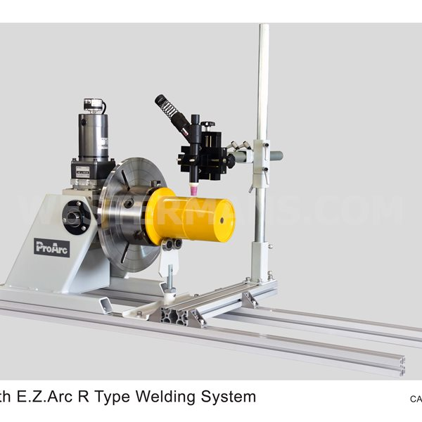 ProArc R Type Automatic Lathe Welding System