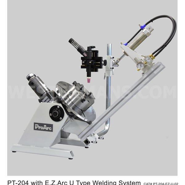 ProArc U Type Automatic Lathe Welding System