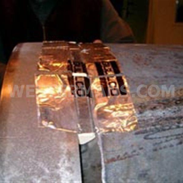 Gullco Ceramic Weld Backing