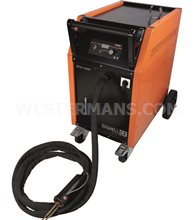 New Mobile, High Performance Induction Heating System DHI-100F