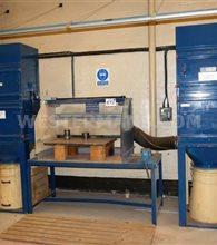 DCE Unimaster UMA 104 G3 Donaldson Torit Fume Extractor