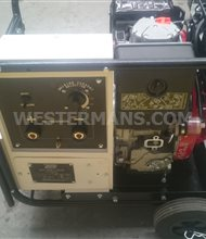 New Mighty Midget 3/200 L-RS Engine driven Diesel Welder Generator