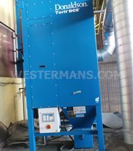 Donaldson fume extraction unit DCE DFPR08/ART562