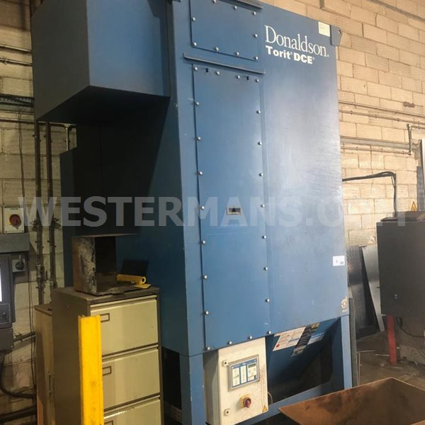 Donaldson DCE – DF PRO 8 Fume Extraction system
