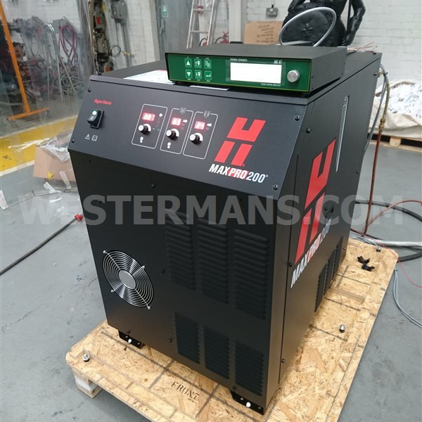 New Hypertherm MAXPRO200 LongLife Air and Oxygen Plasma Cutting System