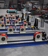 Britannia 30,000kg Conventional Rotators