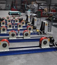Britannia 10,000kg Conventional Rotators - New