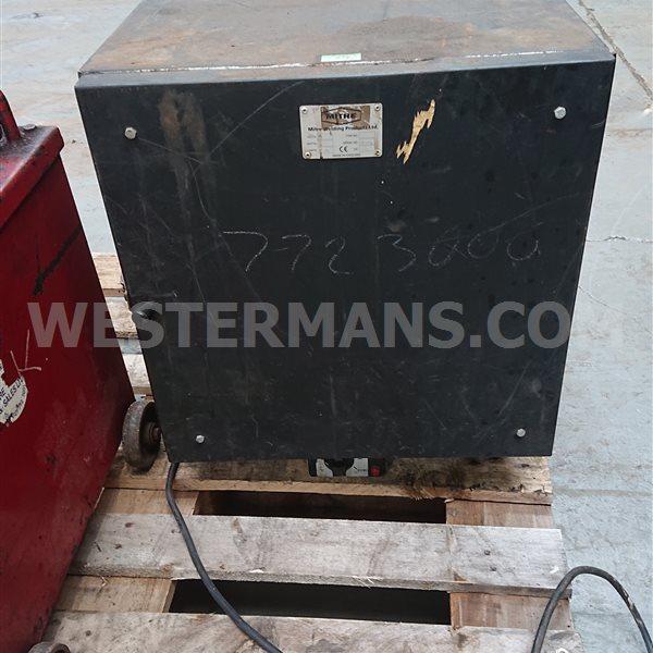 Mitre 300 degree welding oven