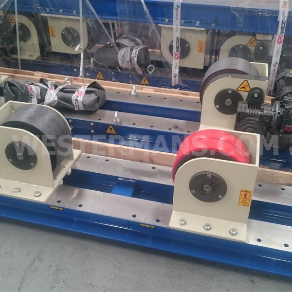 Britannia 5,000kg Conventional Rotators - New