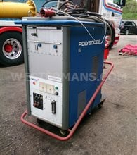 Polysoude Autotig 350pc Power Source Suitable for TIG/GTAW or Orbital Welding