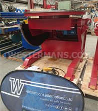 New West 3000kg Welding Positioner