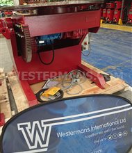 New West 2000kg Welding Positioner