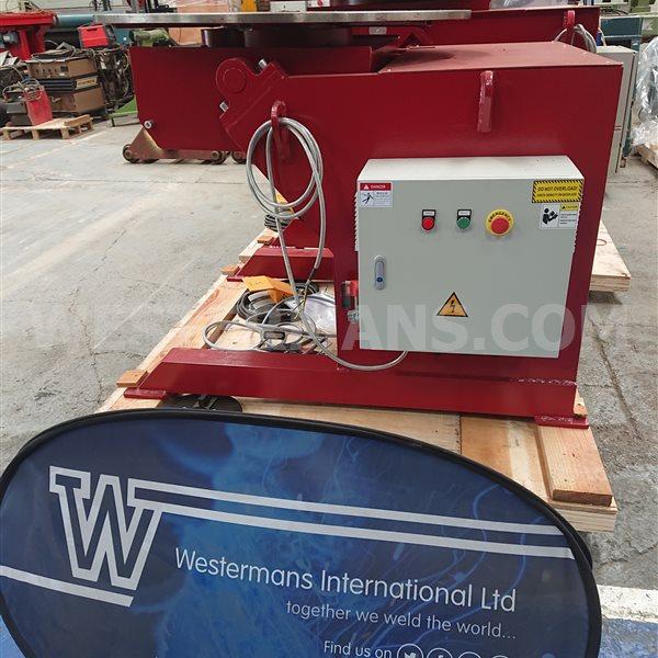 New West 2000kg Welding Positioner