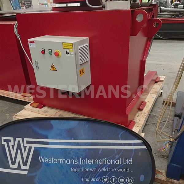 New West 3000kg Welding Positioner