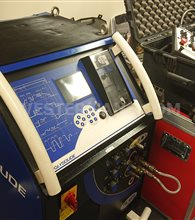 Polysoude Orbital TIG welder PS406-2 Power Source for Tube to Tube or to Sheet welding