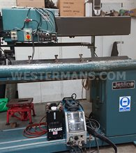 Jetline Longitudinal Seam Welder