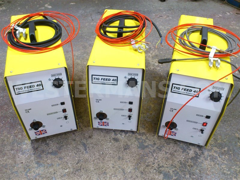 Tig Cold Wire Feed - Designed for Automatic Feeding of