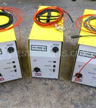 Tig Cold Wire Feed - Designed for Automatic Feeding of Filler Wire for DC or AC/DC TIG Welding.