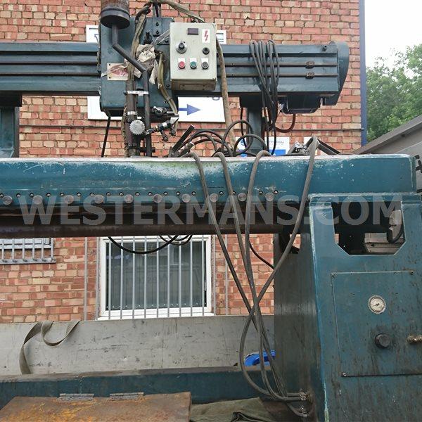 Bode HSW 100/1250mm Longitudinal Seam Welding machine