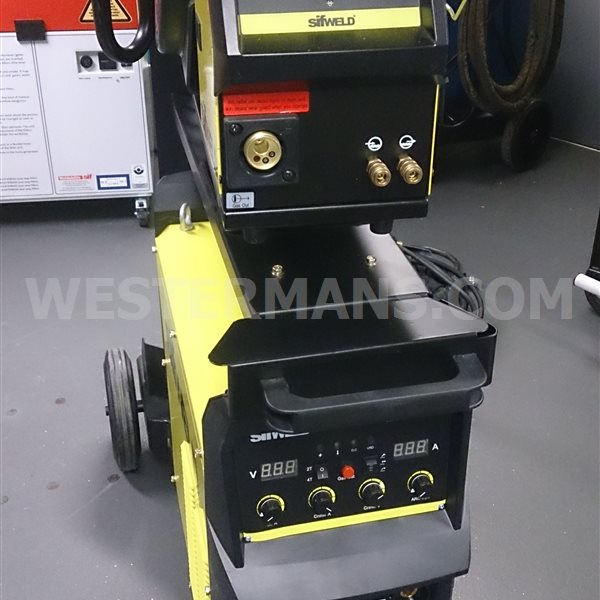 SifWeld MTS400 Industrial MIG Welder - Special Price £3000 GBP with fume extraction