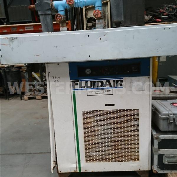 Fluidair compressed air dryer