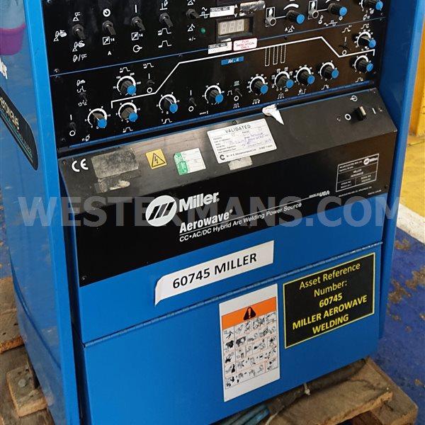 Miller Aerowave 375 AC/DC TIG Welding Machine, Water Cooled