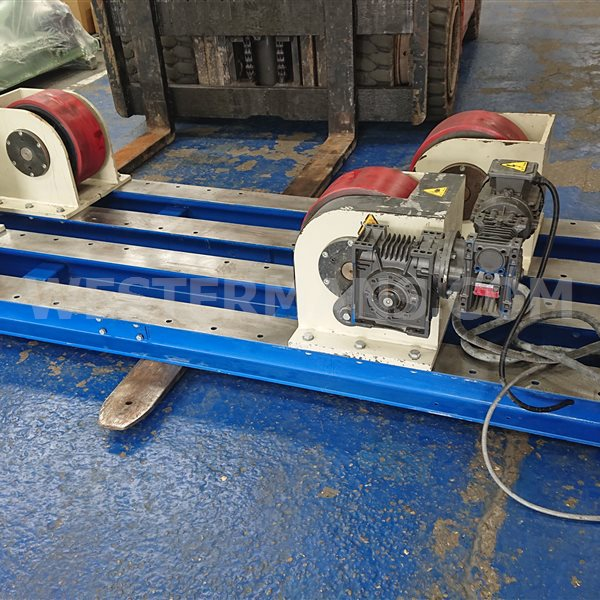 Britannia 20,000kg Conventional Rotators - ex hire