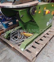 Britannia 500kg Welding Positioner