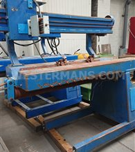 Bode Longitudinal seam welder 1300mm