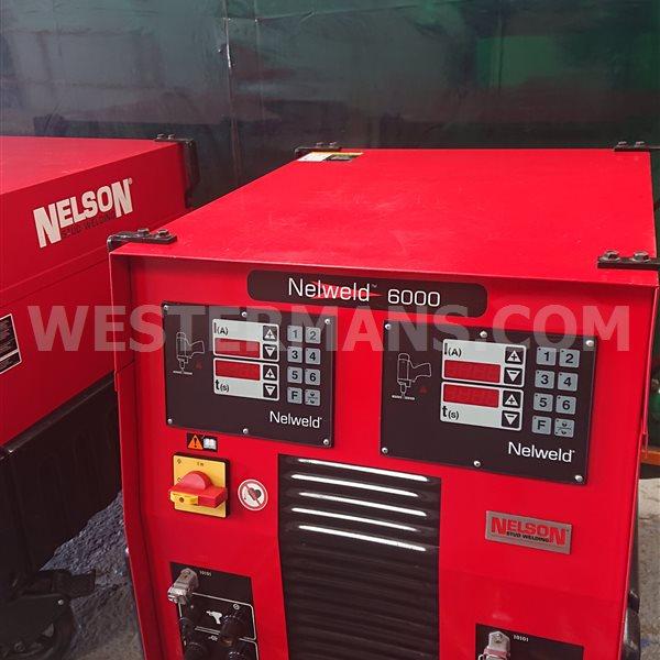 Nelson Nelweld 6000 Drawn Arc Stud Welder dual