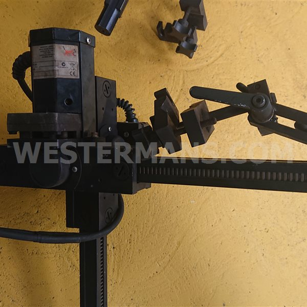 Gullco KAT GK-200 Rigid Track Travel Carriage System for Welding or Cutting