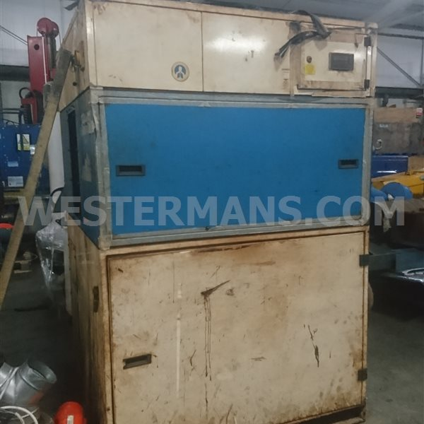 Kemper System 8000 Fume Extractor