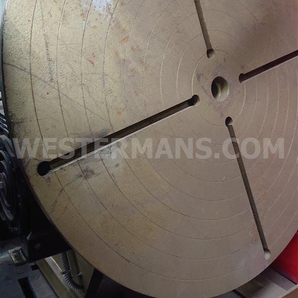 2 ton positioner power tilt variable speed