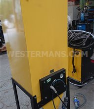 ESAB JS-200 Heated Flux Storage Silo