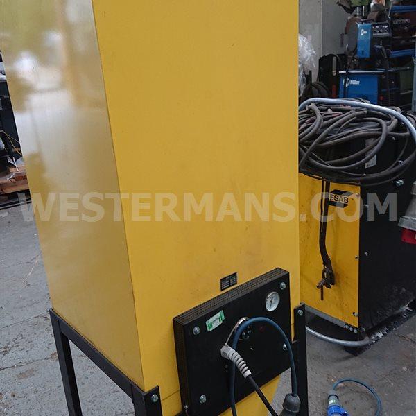 ESAB JS-200 Heated Flux Storage Silo