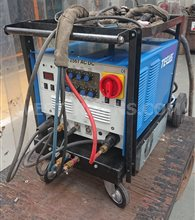 Tec-Arc 256T AC/DC TIG welder, water cooled