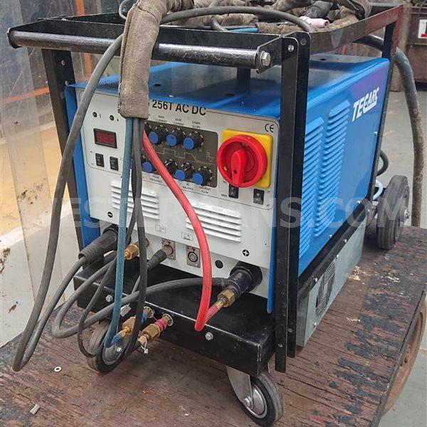 TECARC 256T ac dc TIG welder, water cooled
