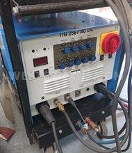 TecArc TIG 256T AC/DC 400V 3ph TIG welder