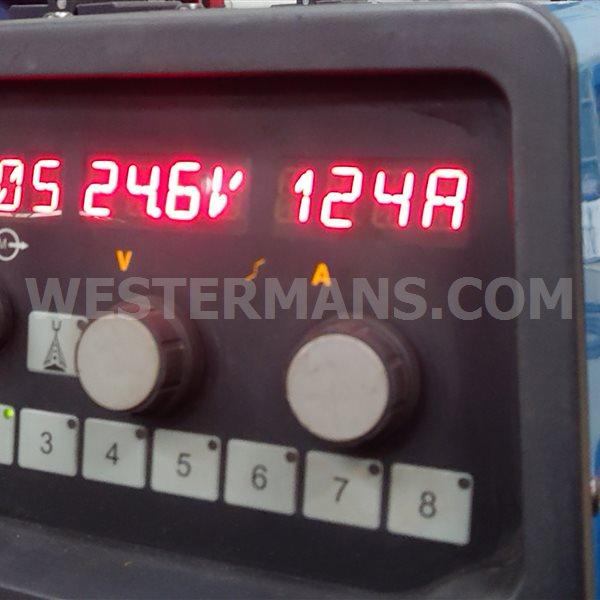 Miller XMS 425 MPA DC Inverter Arc MIG Welder