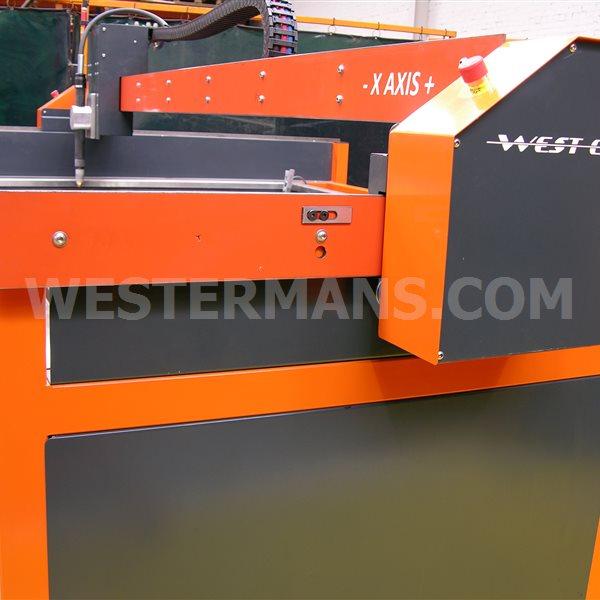 New Westcut P55 CNC Plasma and Gas Profile Cutting Machine