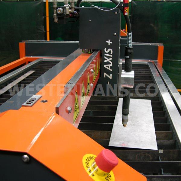 New Westcut P105 CNC Plasma and Gas Profile Cutting Machine