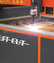 New Westcut P55 CNC Plasma and Gas Profile Cutting Machine