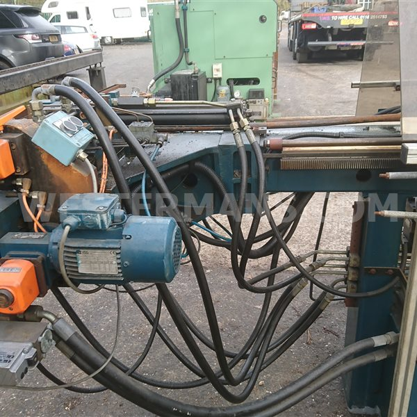 Eagle Eaton Leonard VB40 Tube Bender